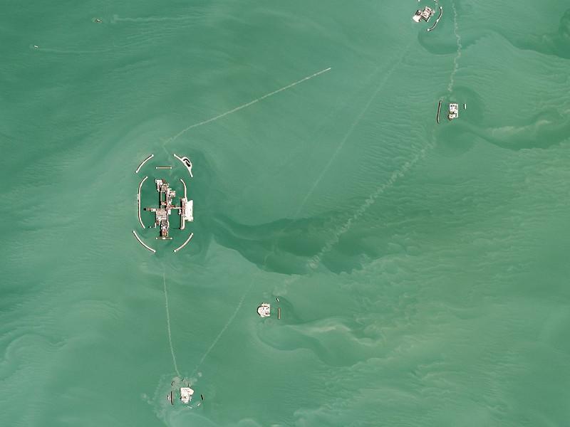 Image 2- Kashagan oil field