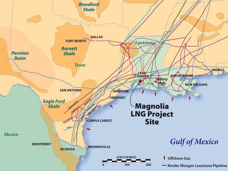Image 2- Magnolia LNG Project, USA