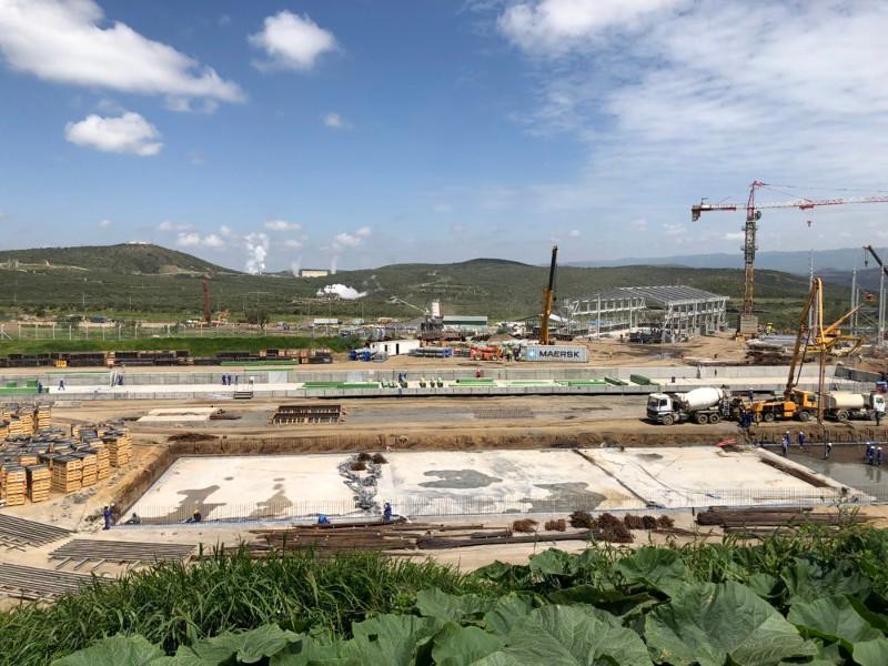 Image 2 - Olkaria V Geothermal Power Project - Kenya
