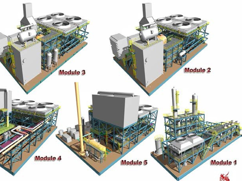 Image 3 - Magnolia LNG Project, USA
