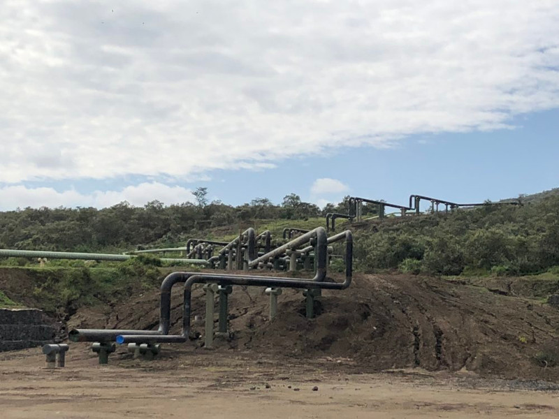 Image 3 - Olkaria V Geothermal Power Project - Kenya