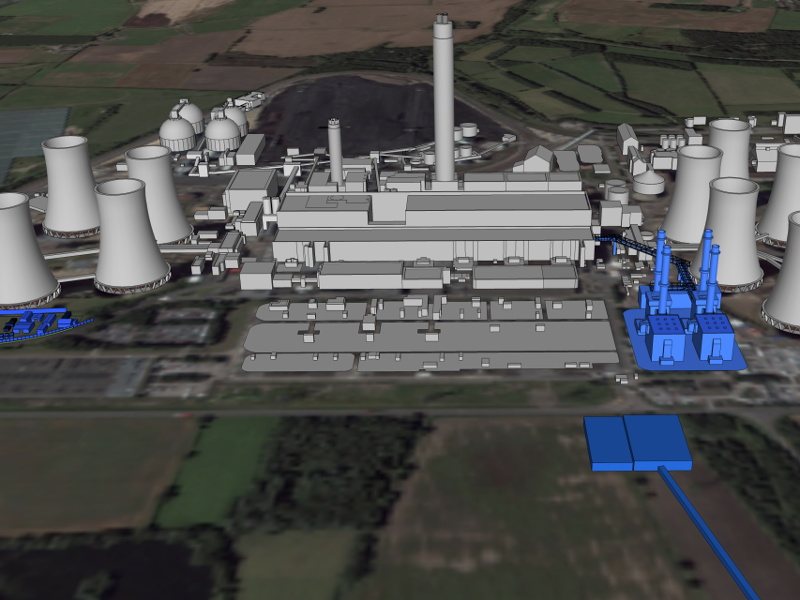 Image 4- Drax Power Station