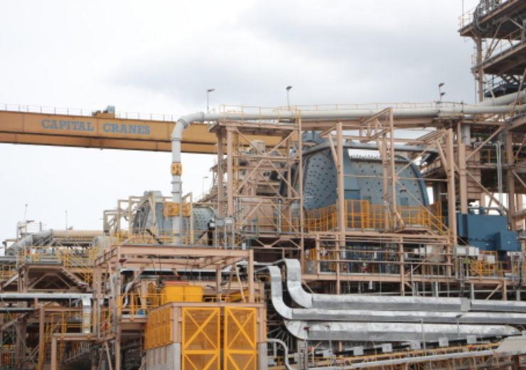 Ahafo mill expansion