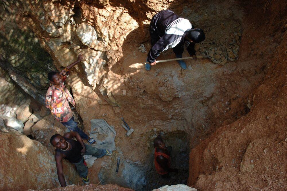 congo artisanal mining