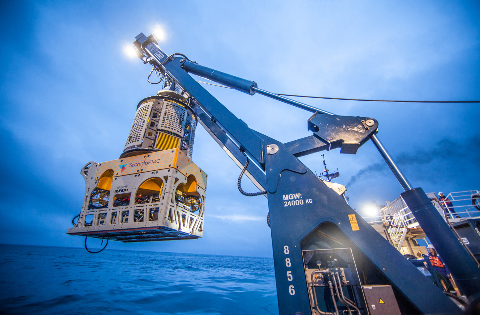 TechnipFMC secures subsea contract for Nam Con Son 2 gas pipeline development
