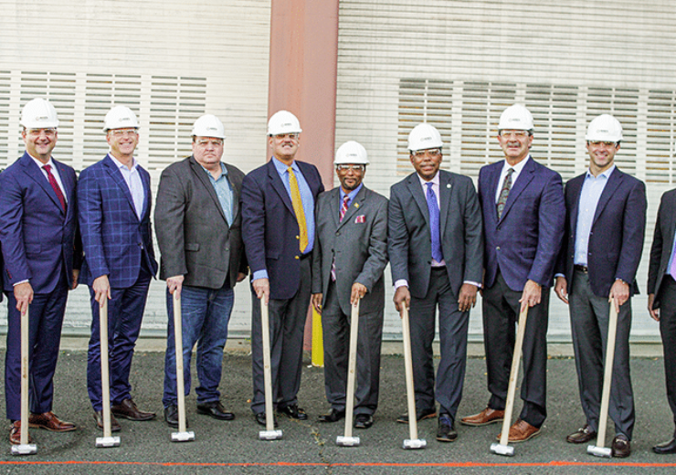 Aries breaks ground on biosolids gasification facility in US