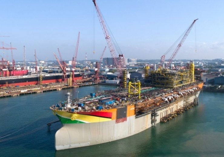 SBM Offshore secures $1.14bn financing for Liza Unity FPSO