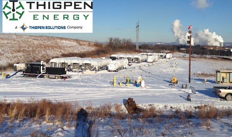 Thigpen Solutions LNG