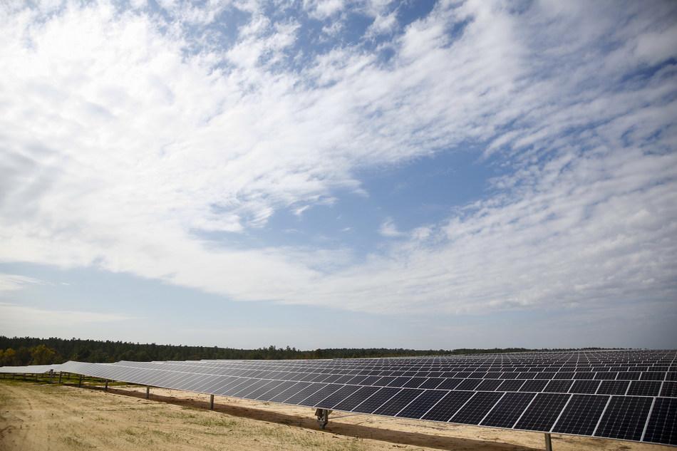 The Shaw Creek Solar Energy Center