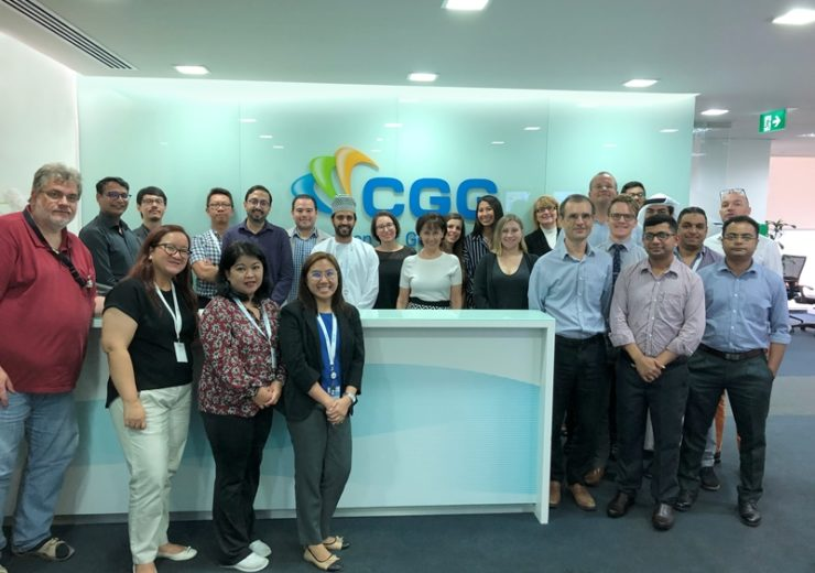 CGG expands middle east presence with regional Geoscience Center in Abu Dhabi