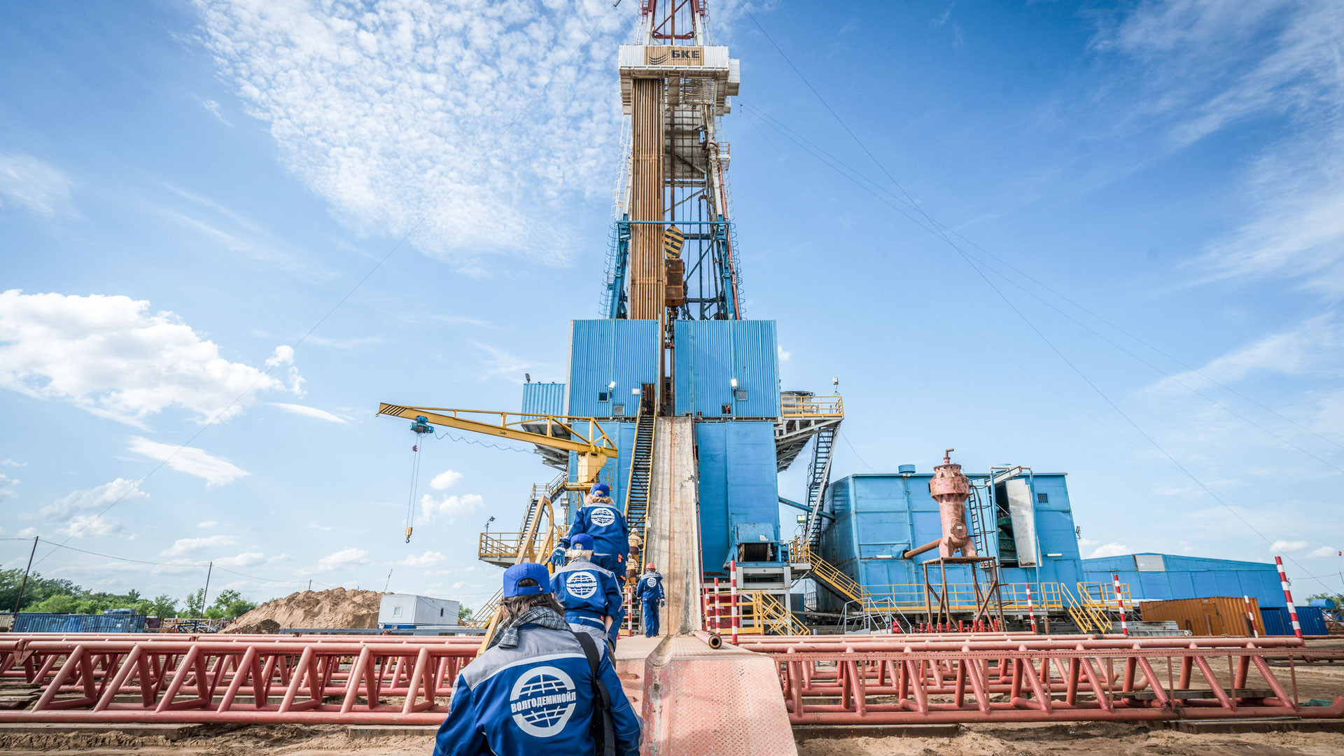 Wolgodeminoil wins new exploration licence in Southern Russia