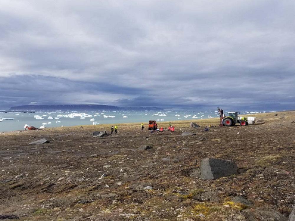 Greenland mining