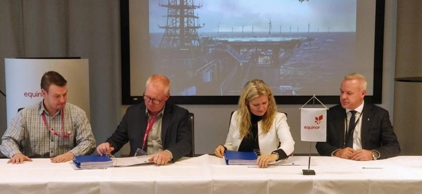 JDR wins contract for first floating offshore wind project to power oil and gas platforms