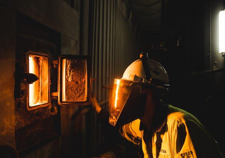 Drax Biomass Furnace