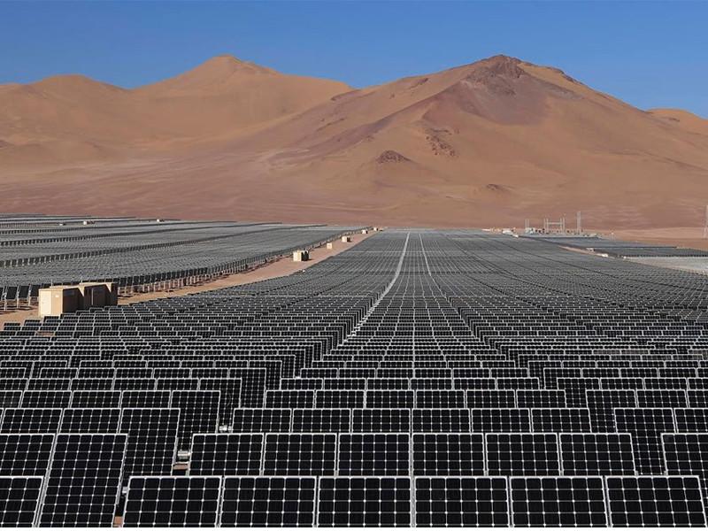 Image 1- Cauchari Solar Project