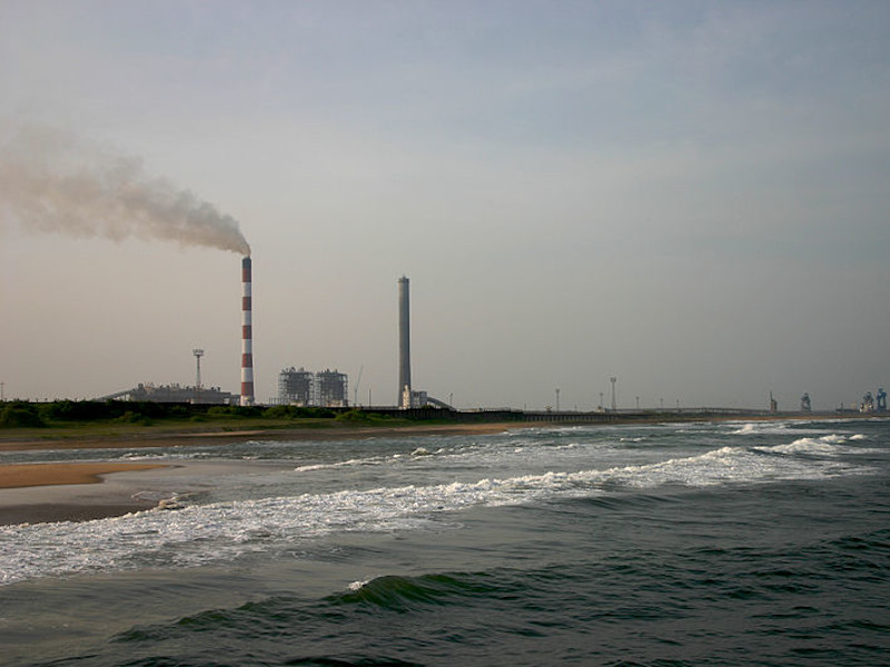 Image 1- Ennore SEZ Power Station