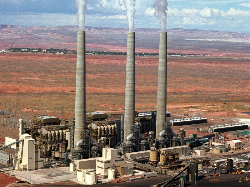 Navajo Generating Station Decommissioning, Arizona