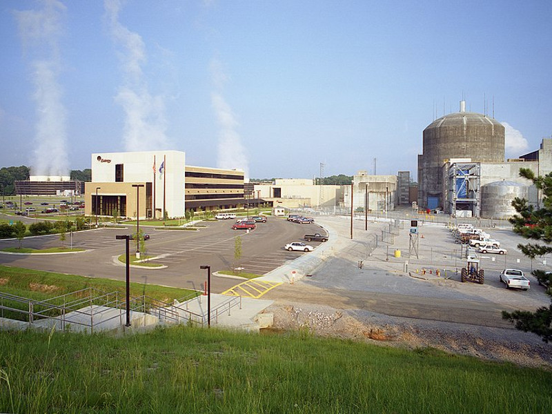 River Bend Nuclear Power Station, Louisiana