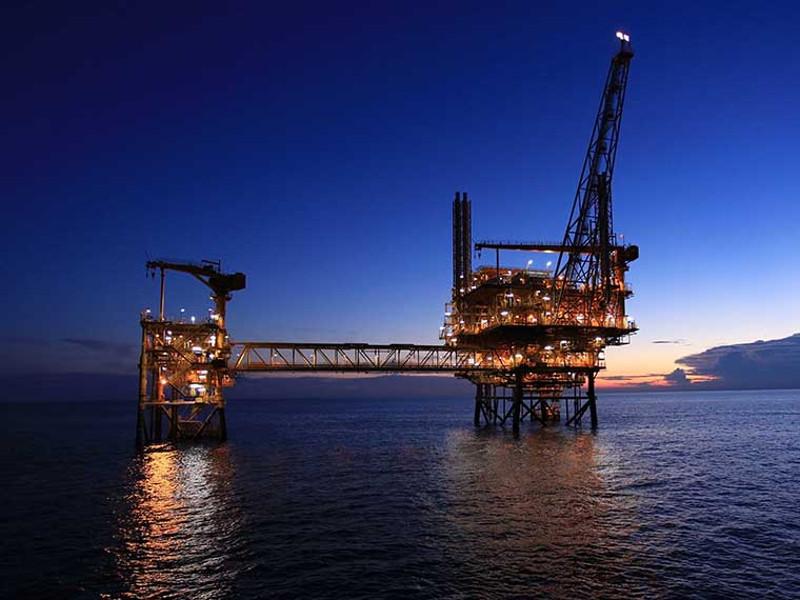 Image 1- Rossukon Oil Field