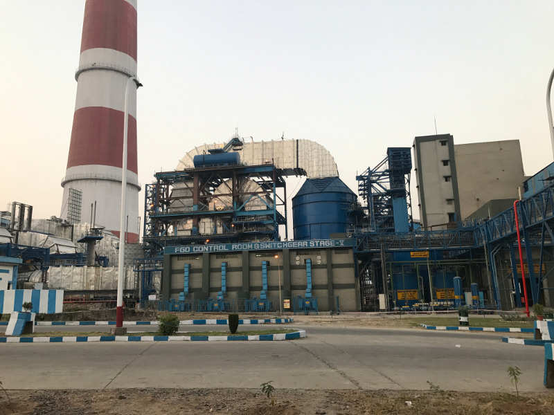Vindhyachal Super Thermal Power Station, Madhya Pradesh