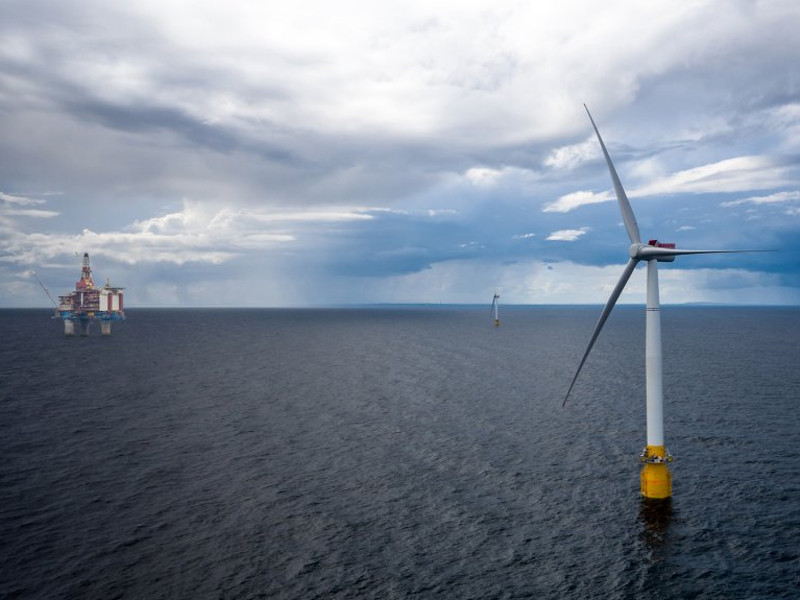 Hywind Tampen Floating Offshore Wind Farm