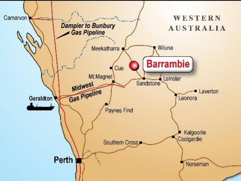Image 2- Barrambie Vanadium Project
