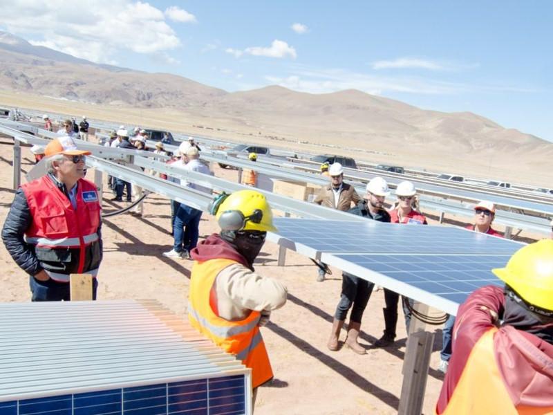 Image 2- Cauchari Solar Project