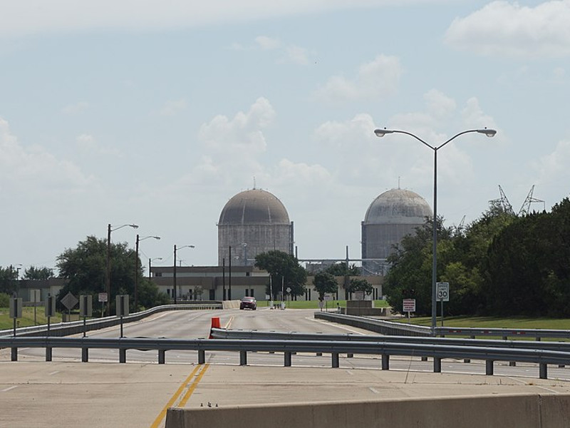 Image 2- Comanche Peak Nuclear Power Plant