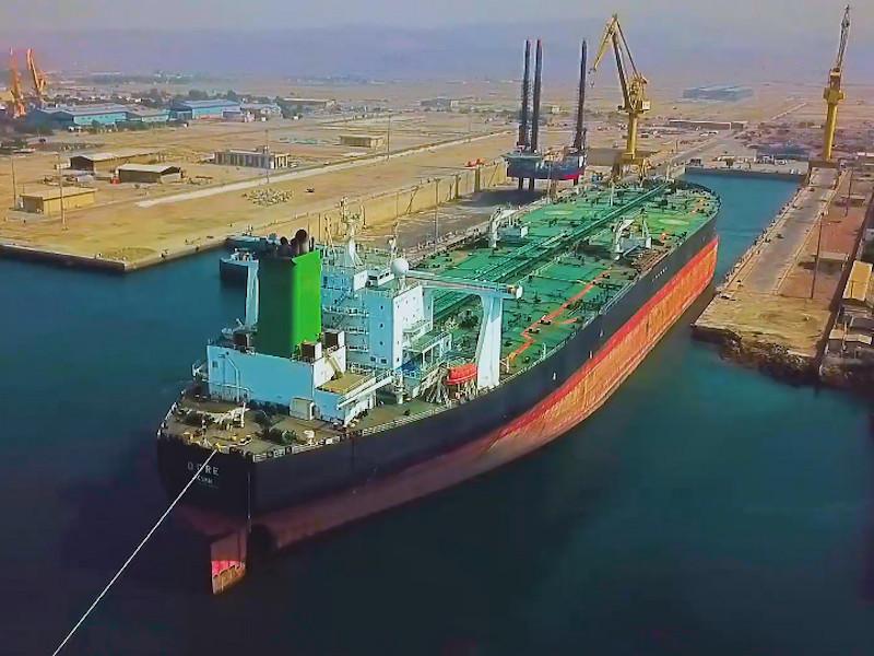 Image 2- Hendijan Oil Field