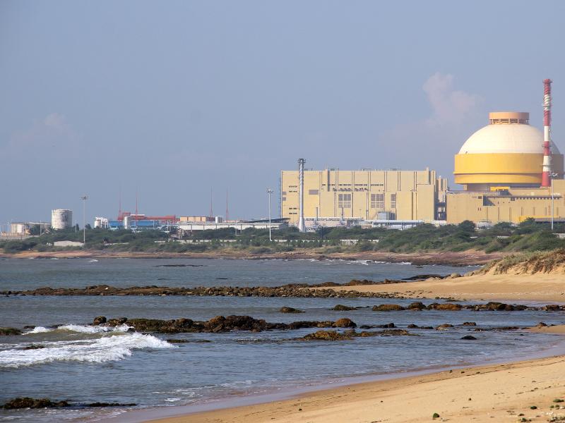 Image 2 - Kudankulam Nuclear Power Plant
