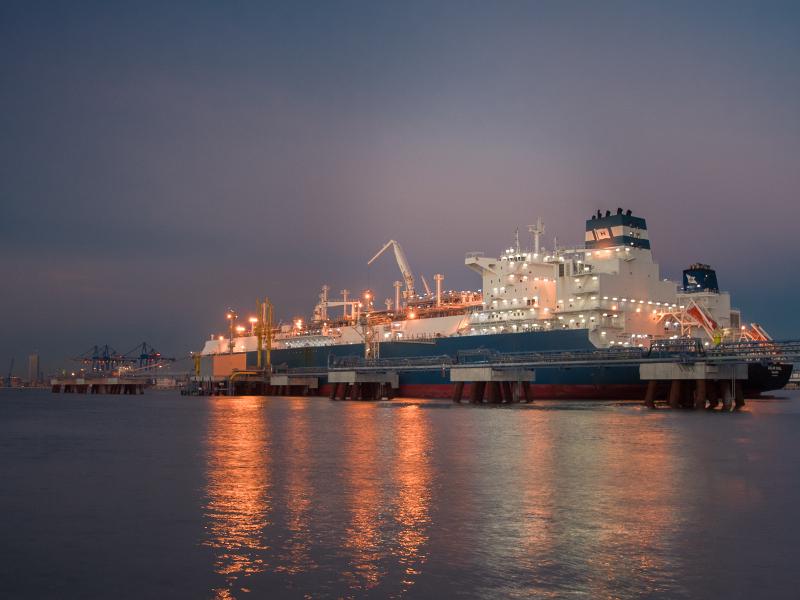 Image 2- Wilhelmshaven LNG Import Terminal