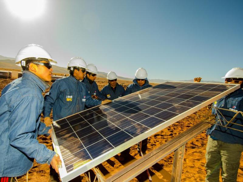 Image 3- Cauchari Solar Project