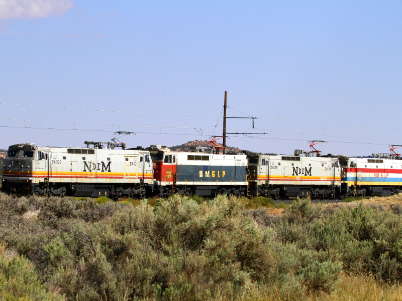 Image 3- Navajo Generating System