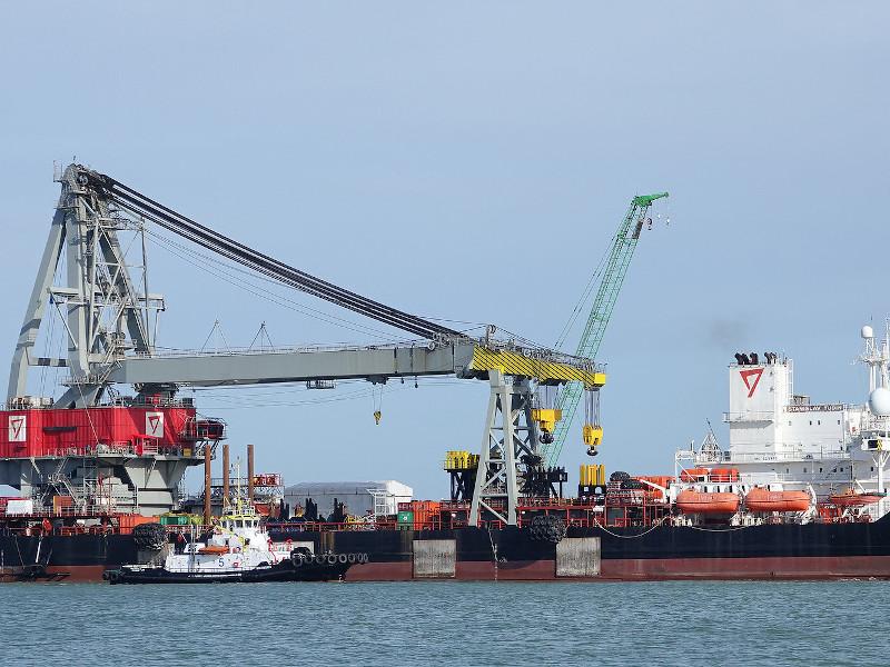 Image 3- Pickerill field decommissioning