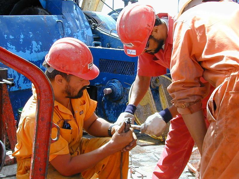 Image 3- Rossukon Oil Field