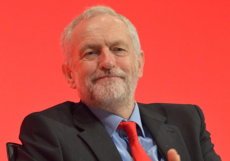 Jeremy Corbyn - Rwendland wikimedia commons