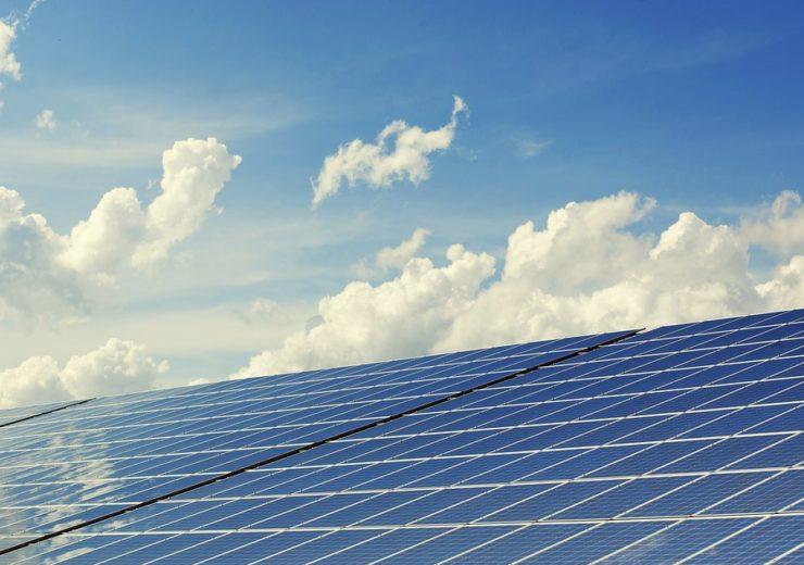 Northeast Region solar project