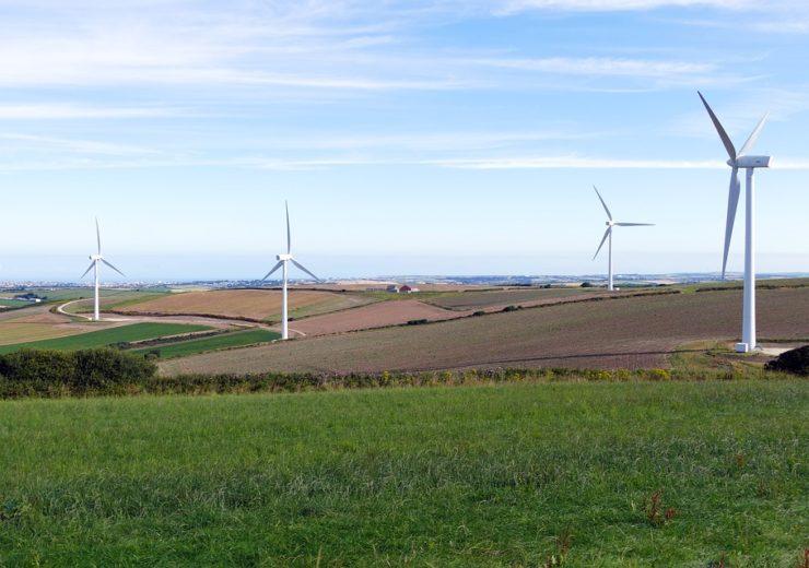 Nobles 2 wind farm