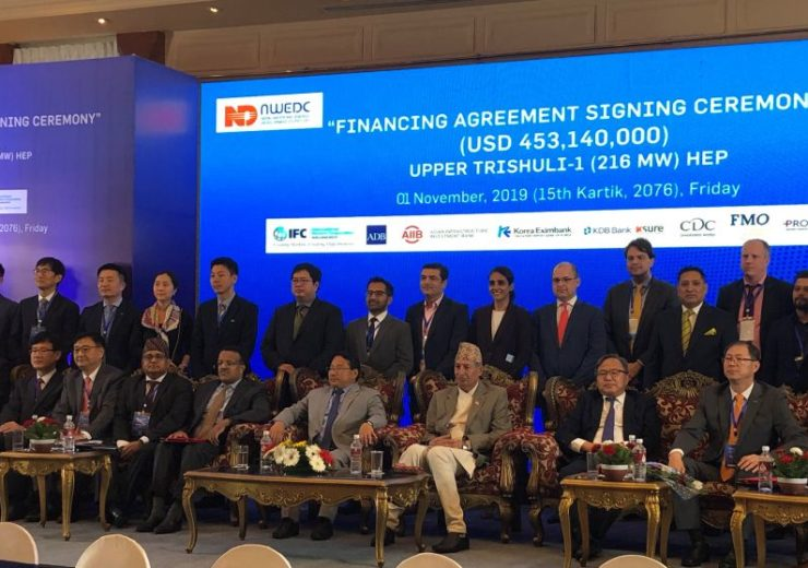 IFC and partners provide $450m loan to build 216MW hydropower plant in Nepal