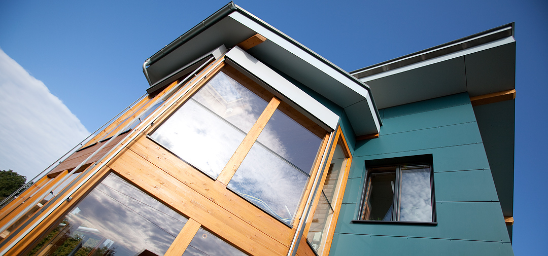 Passivhaus, net zero technology