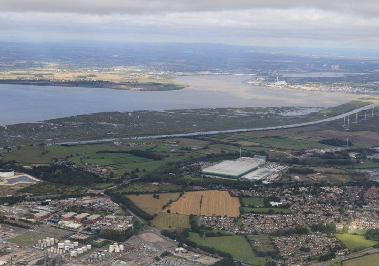 Protos site aerial