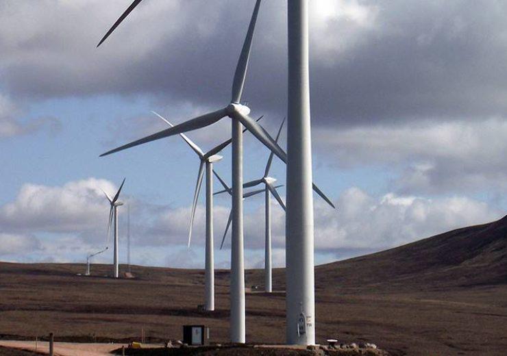Gordonbush wind farm