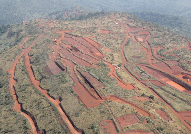 SMB-Winning consortium secures $14bn rights for Guinea's coveted Simandou iron ore deposit