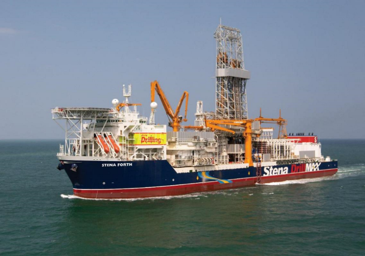 UntImage: Stena Drilling Stena Forth Dynamically Positioned Drillship. Photo: Courtesy of Karoon Energy.itled