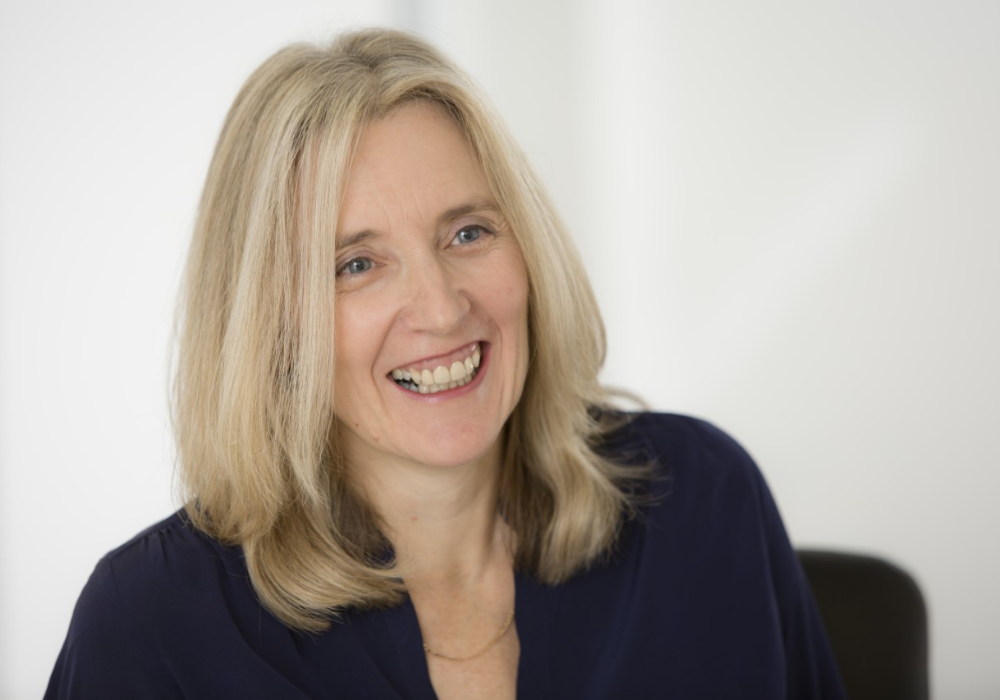 Water UK confirms Christine McGourty as its new chief executive