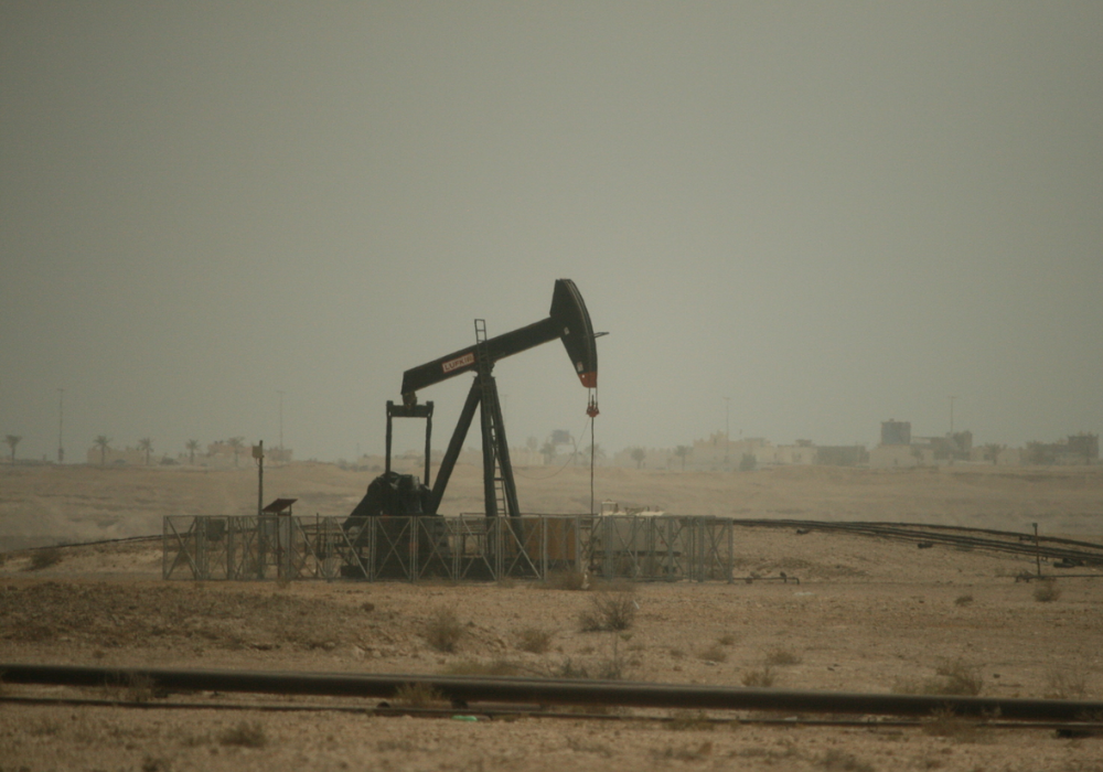Oil pump Middle East