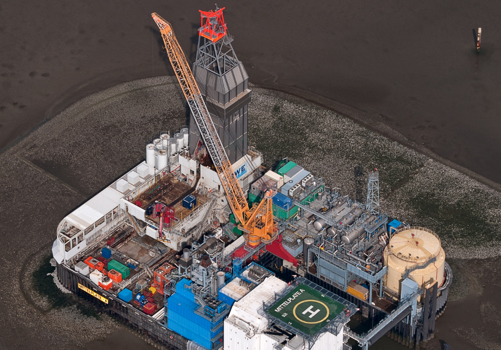 North Sea oil and gas industry could play key role in transition to clean energy, says report