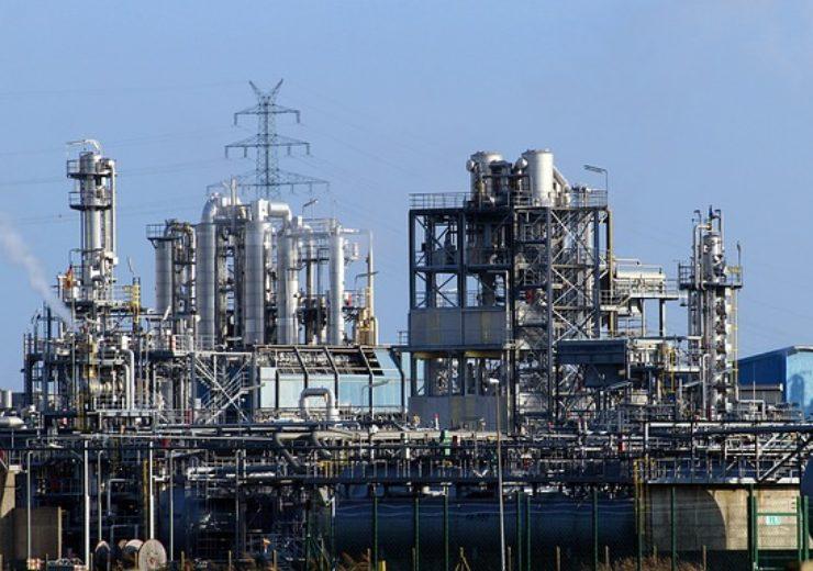 San Antonio refinery