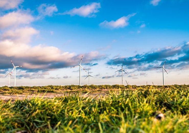 Ponderosa wind farm