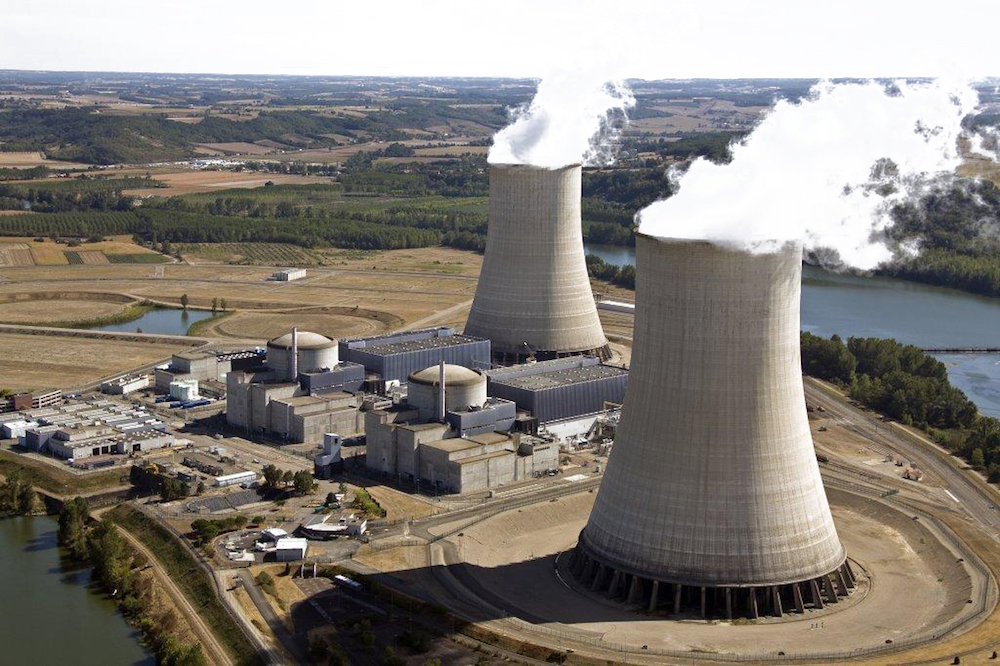 Golfech_Nuclear_Plant